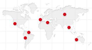 Van Heck - Wereldwijd