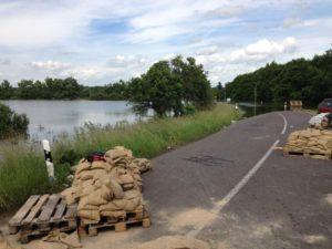 Van Heck - Overstroming Duitsland