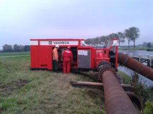 Waternet - Hemeltje Sluis
