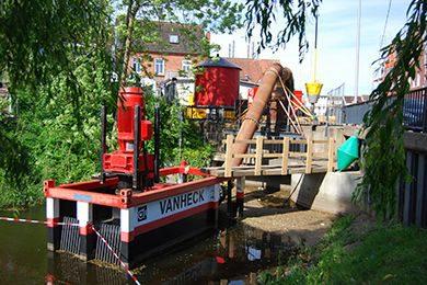 Elektrisch aangedreven pompsets - Van Heck Group