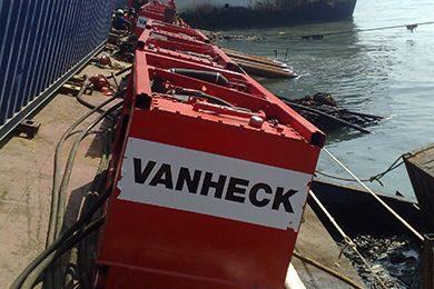 Hydraulisch aangedreven pompen - Van Heck Group
